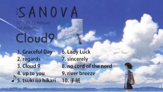 SANOVA 『Cloud9』 全曲ダイジェスト