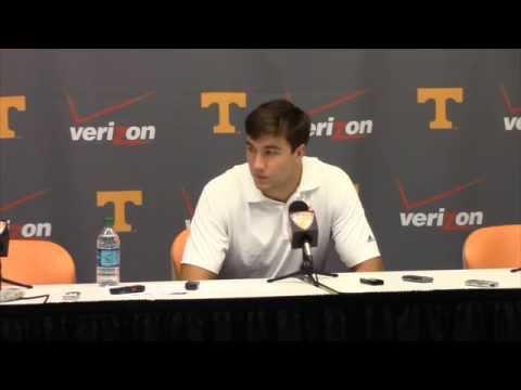 Justin Worley Post-Game Media Session After Florida (10/4/14)