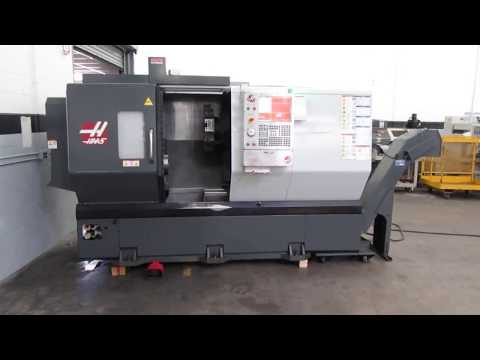 Haas ST-30 CNC Turning Center With Live Tooling, Programmable Tailstock For Sale At MachinesUsed.com