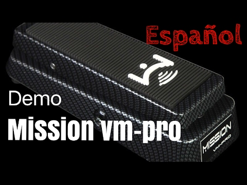 Mission Engineering VM Pro Review - pedal de Volumen- demo Español