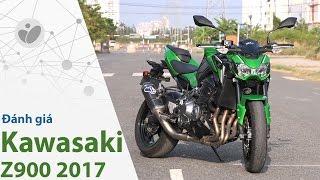 Xe.Tinhte.vn | Trải nghiệm Kawasaki Z900 ABS 2017