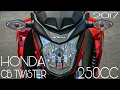 All New Honda CB TWISTER 250CC (2017)