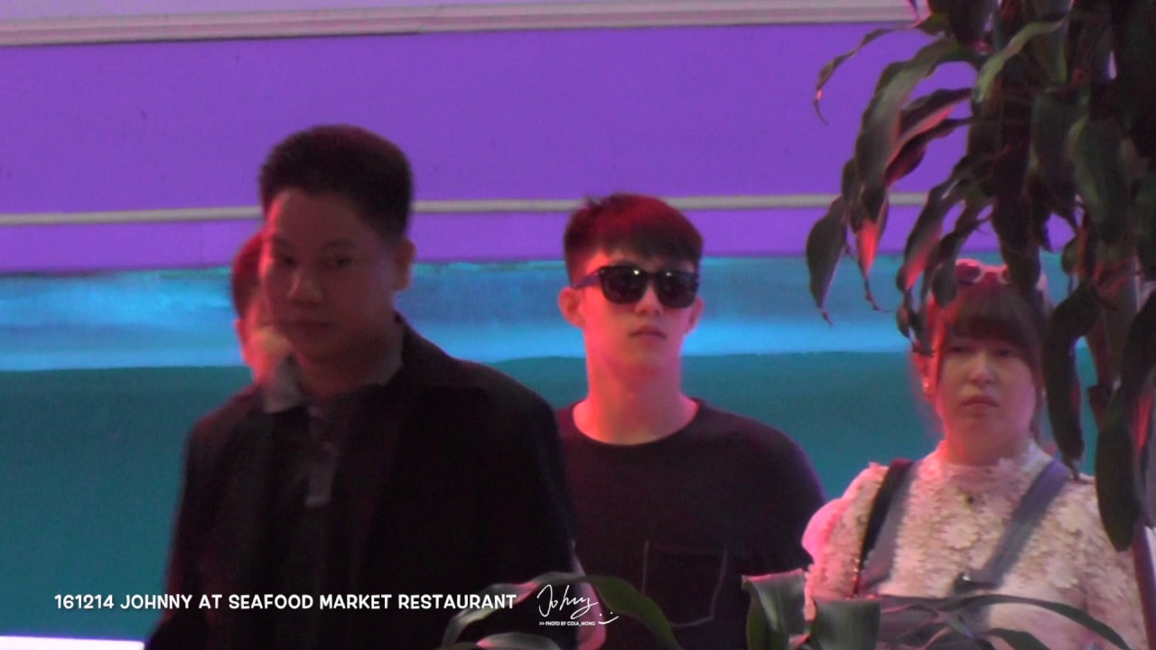 161214 johnny at seafood market restaurant youtube for Johnny s fish market