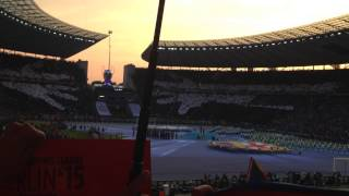 UCL Olympiastadion Final Berlin 15 - Champions league anthem