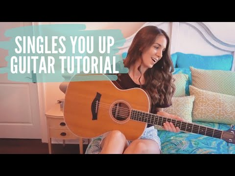 Singles You Up - Jordan Davis | Guitar Tutorial