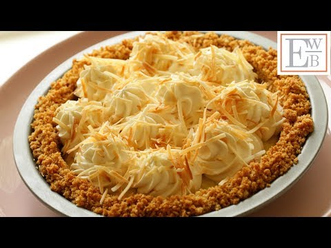 Beth's Coconut Cream Pie Recipe