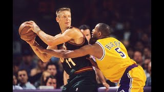 4 forgotten European NBA Stars - The guys before Nowitzki and co