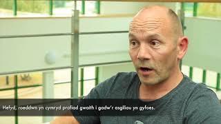Prentis Sgil Cymru | Sgil Cymru Apprentice - Barry Roberts