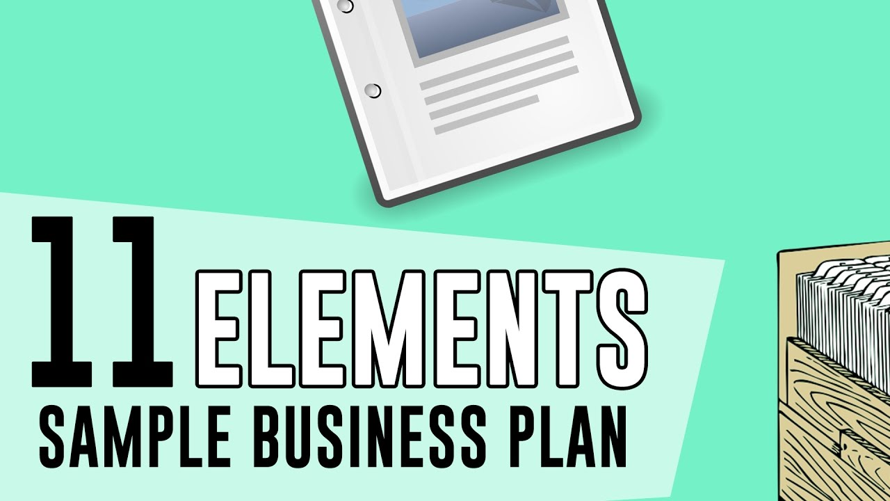 Elements Of Sample Business Plan You Must Need To Know YouTube - Startupdaddy business plan template