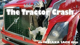 Download The Tractor Crash Mp3 and Videos