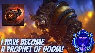 Hogger Hoardapault - I aṁ a Prophet of Doom Guys... -Grandmaster Storm League