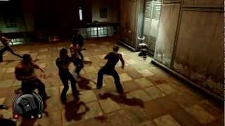 Sleeping Dogs PC Gameplay - Fight club scene