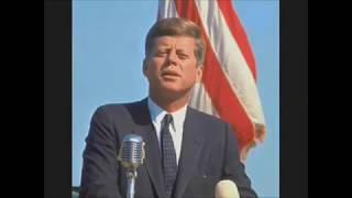 Famous JFK Warning , Tyranny, Globalism, enslavement