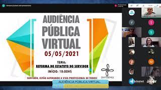 QUIXERÉ - AUDIÊNCIA PÚBLICA VIRTUAL - 05 05 2021