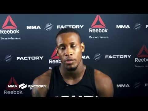 MMA FACTORY #8 Damien LAPILUS