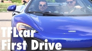 2015 McLaren 650S First Drive Review in TFL 4K: The NSX Reborn?