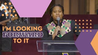 I'm Looking Forward To It | Rev. Marissa Farrow | Allen Virtual Experience