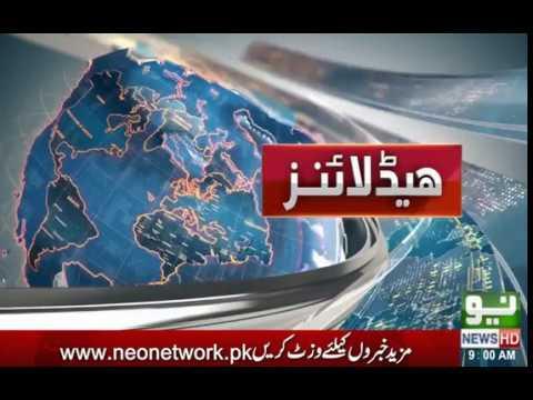 Neo News Headlines -09:00AM - 19 February, 2018