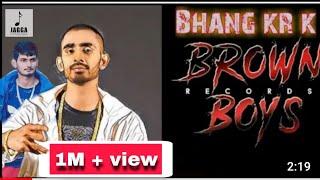 Bhang kr k : Bhang kr k || Sultaan || Full HD video || Jagga Fatehpuria || Enjoy kro Thanku