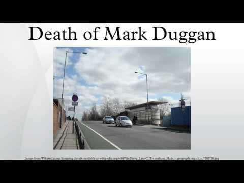 Death of Mark Duggan