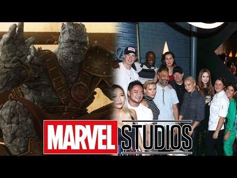 Does New Avengers 4 Cast Photo Reveal The Return Of Taika Waititi's Korg