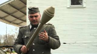 WW2 German Army Panzerfaust