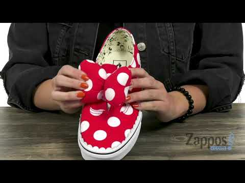 Vans Mickey's 90th Disney® Authentic Gore SKU: 9118215