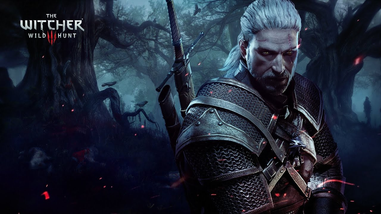 The Witcher Wild Hunt Chrome Theme And Wallpaper