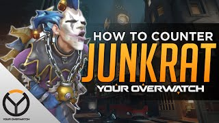 Overwatch: How To Counter Junkrat Spam