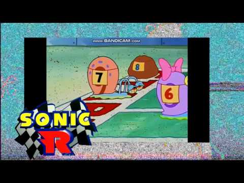 Sonic Games Portrayed By Spongebob My Version
