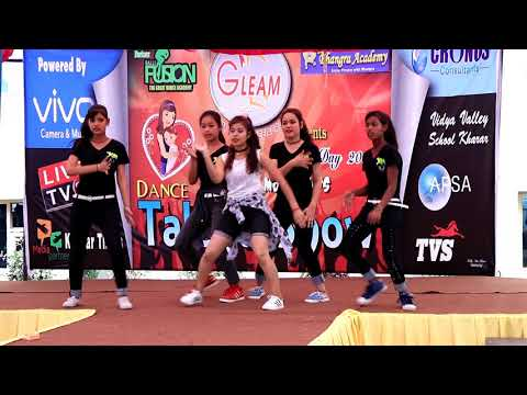Mere Rashke Qamar Dance Performance || Fusion The Great Dance Academy