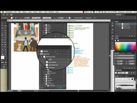WEEK 4 :: ILLUSTRATOR: HOMEWORK: How to Get Started Tracing Sketch in Software