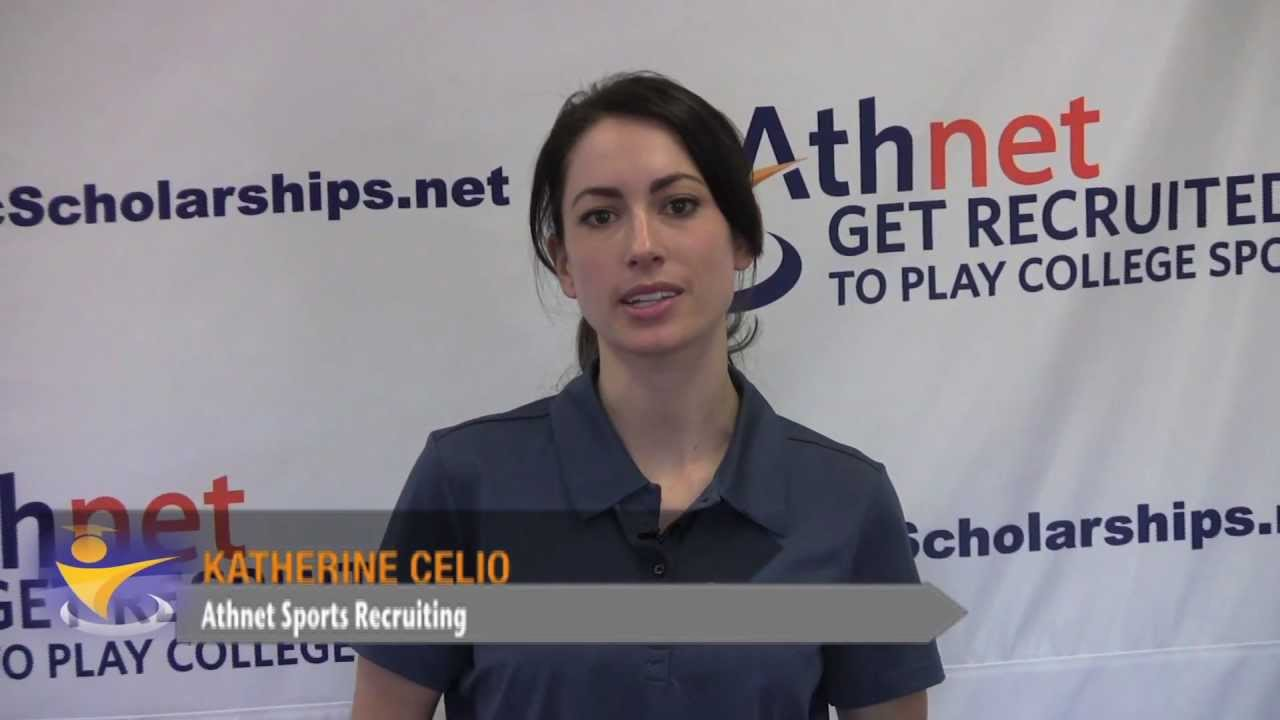 how to get an athletic scholarship