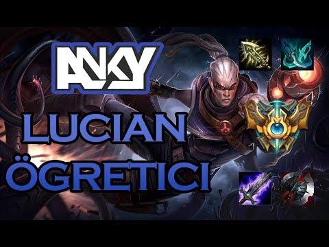 Lucian ADC ÖĞRETİCİ // 4 KİŞİ...
