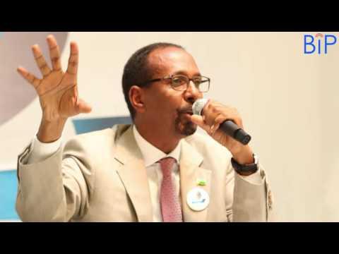 Djibouti/BIP ACTU & GRANDE INTERVIEW DE DAHER AHMED FARAH