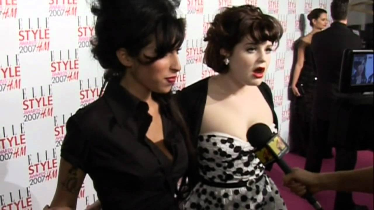 Kelly Osbourne Pays Tribute to Amy Winehouse on the Anniversary of Her Death