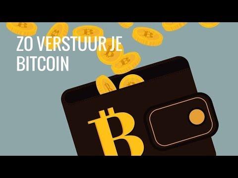 Aflevering 3 Hoe Verzend Je Bitcoins Naar Een Ander Bitcoin Adres (Bitcoin Wallet)