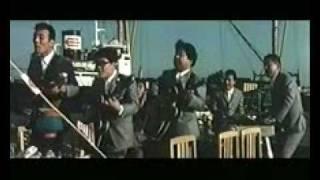 68年ドリフターズ 松竹での「全員集合」2作目 レコードデビュー前の...