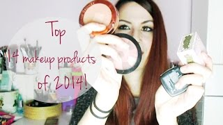 14 αγαπημένα του 2014 | makeup edition Thumbnail