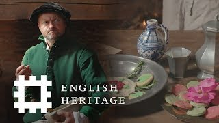 What Was Life Like? Episode 7: Tudors | Meet a Tudor Cook