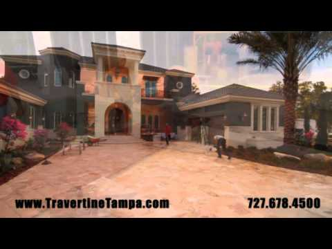 How to install Travertine Tampa