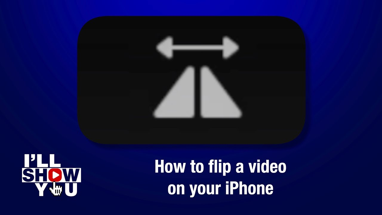 Download How to flip a video on your iPhone