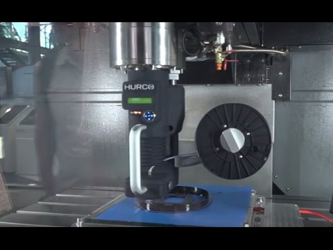 Hurco 3D Printing on a VMC - You can Mill and Print WOW