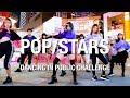 [Dancing in Public Challenge] K/DA - 'POP/STARS' by Sara Shang+MISKA (SELF-WORTH)