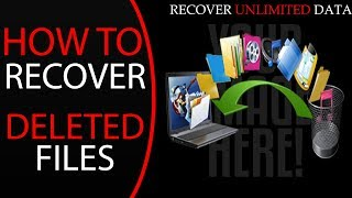 how to recover deleted files and Photos