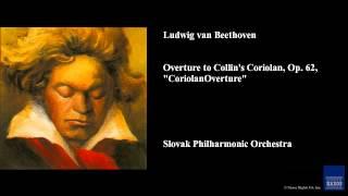 Ludwig van Beethoven, Overture to Collin