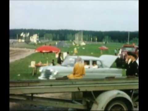 ERIK BERGER, Bengtsfors, Dalsland, Racing, Tio SM guld, SAAB, Ford Escort TC 1600 BDA