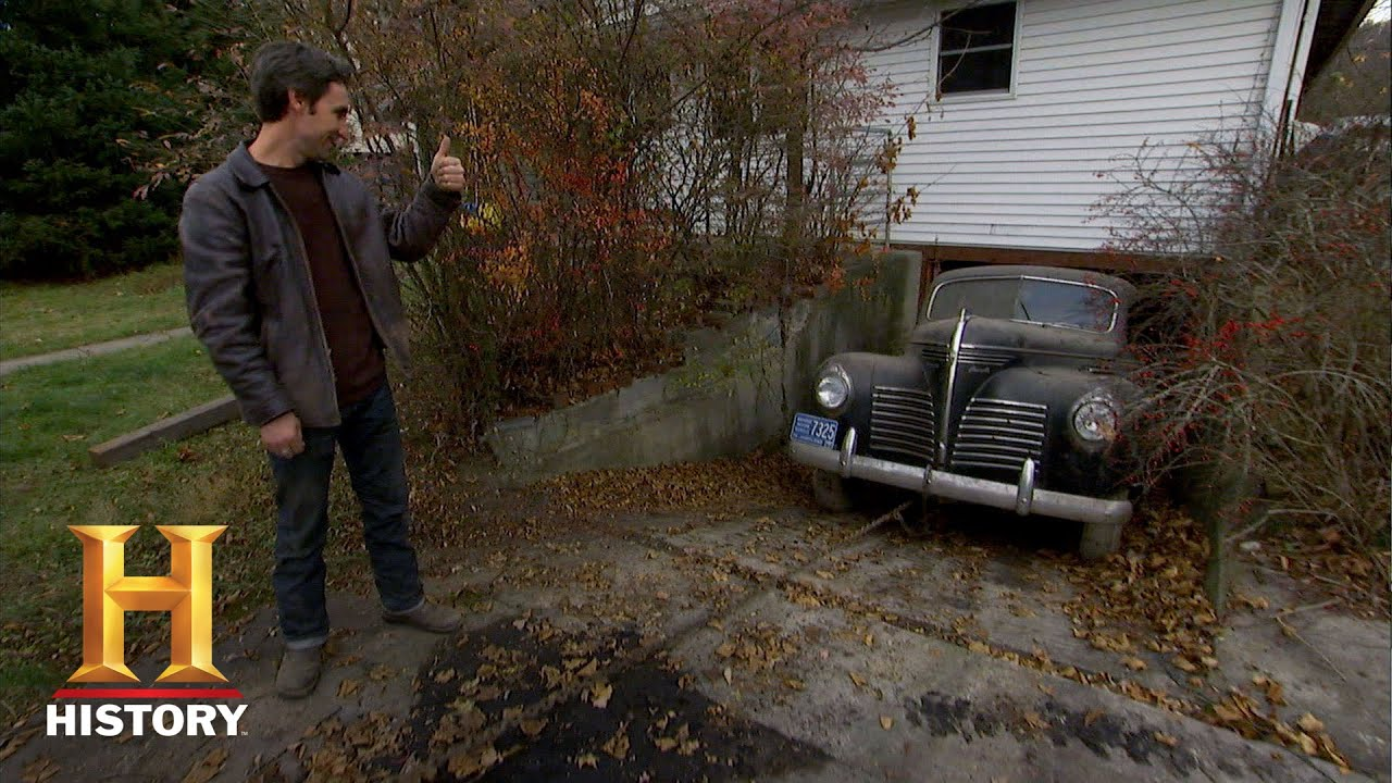 best of american pickers inching out a plymouth season 14 episode