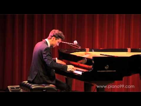 Luca Sestak live in Barcelona - James Weber's Breakdown