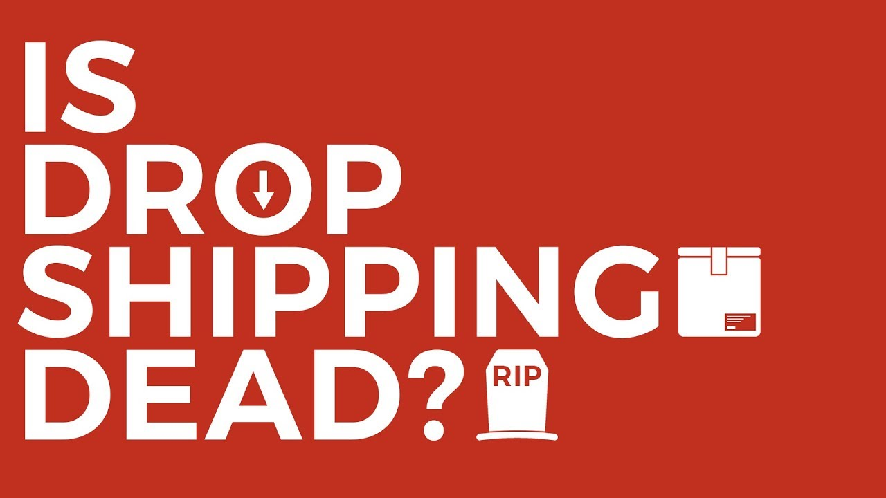 Image result for Dropshipping dead
